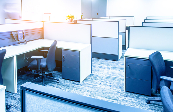 Modular Office Furniture – Lots of Possibilities