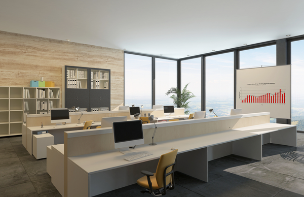 How to Make Benching Workstations Work for Your Office