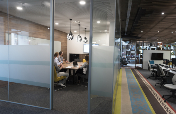 Office design with Introverts in Mind